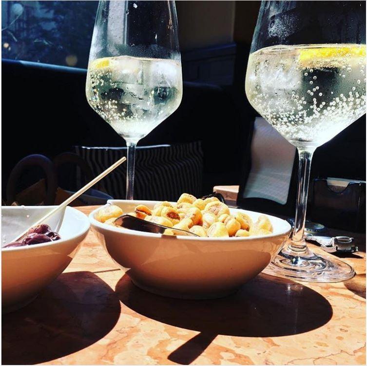 Venetian Drink Spritz