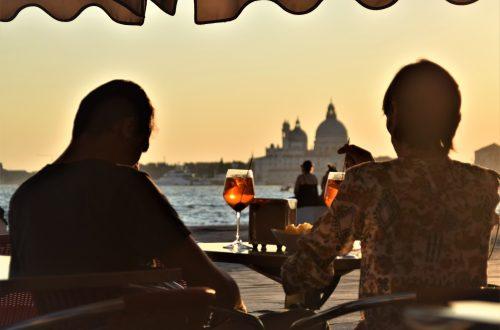 drink in Venice