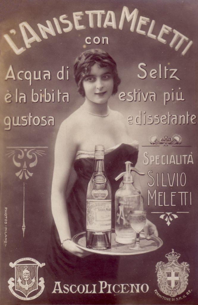 Anisetta liqueur