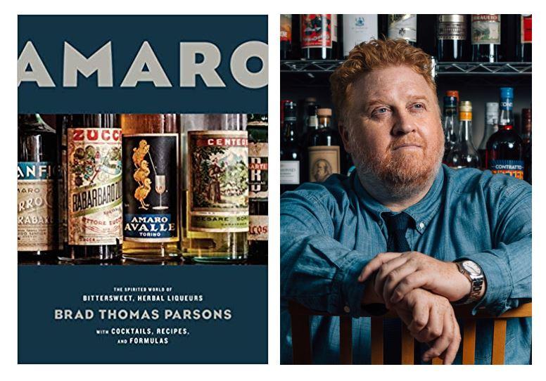 Amaro | Amaro Book | Brad Thomas Parsons