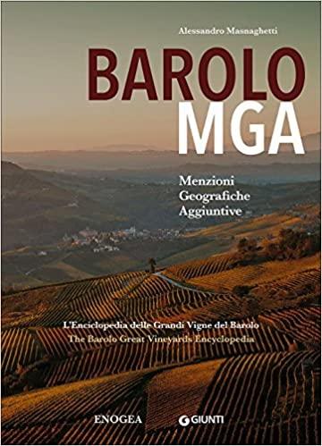 Barolo MGA - Mansnaghetti Maps BOOK